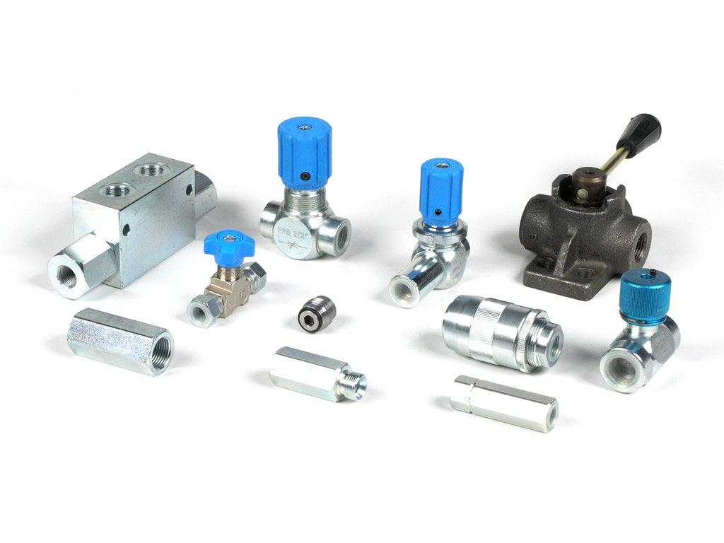 Zawory hydrauliczne