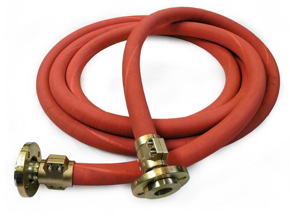 Wąż do pary wodnej, przewód do pary wodnej
