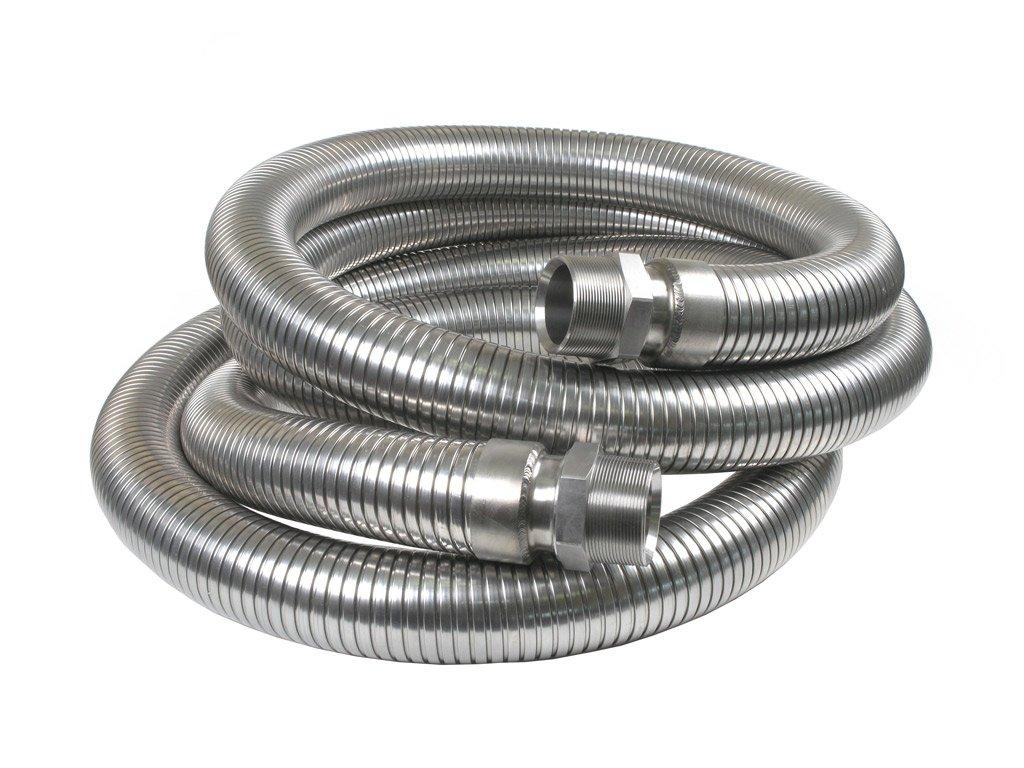 Wąż zwijany stalowy, wąż stalowy zwijany