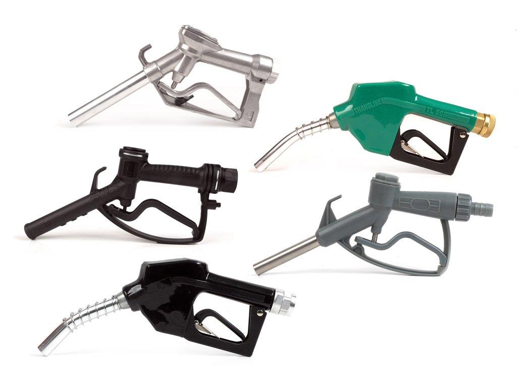 Pistolet do paliwa, pistolet nalewczy, pistolet do dystrybutora