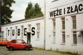 1993 - Powstanie firmy Tubes International w Polsce