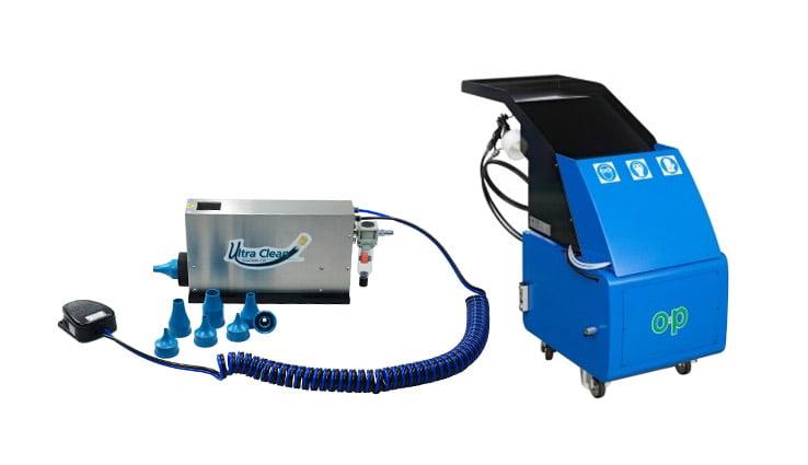 Обладнання для очищення шлангів, труб і трубопроводів