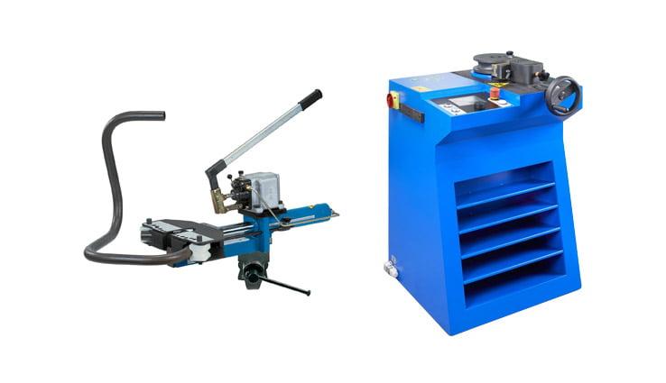 Багатофункціональне обладнання для обробки труб
